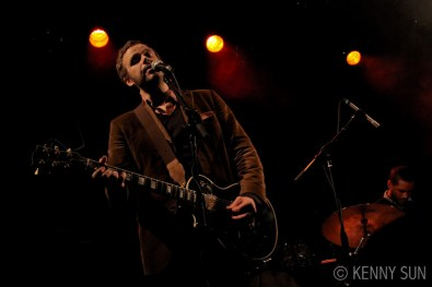 The Amazing @ Music Hall of Williamsburg - 11/7/12 || Photo © Kenny Sun