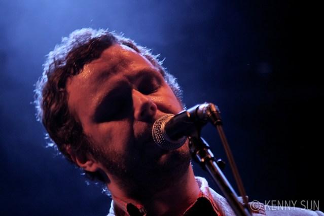 The Amazing @ Music Hall of Williamsburg - 11/7/12 || Photo © Kenny Sun