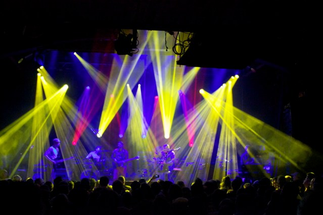 Umphrey's McGee 3.22.13   Photo by Aaron Fortin