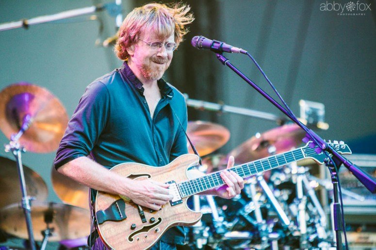 Phish in Chicago, 7/19/13 | Photo © Abby Fox Photography