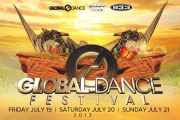 Global Dance Festival 2013
