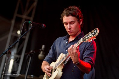 Heath Fogg of Alabama Shakes