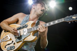 Taylor Rice of Local Natives