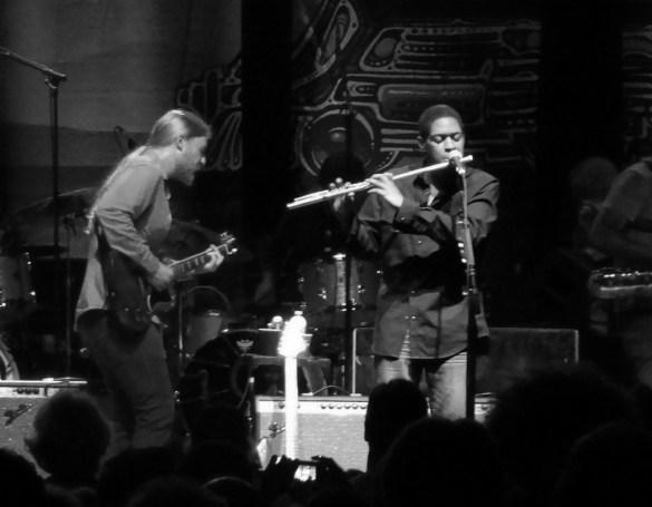Derek and Flaut