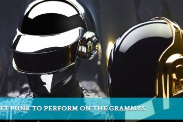 daft punk to perform on the grammys