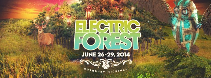 Electric Forest 2013 Logo