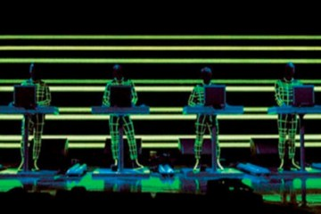 kraftwerk old green