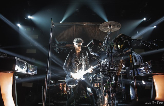 Chromeo @ The Independent-1