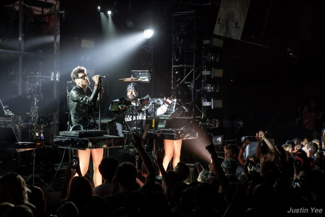 Chromeo @ The Independent-13