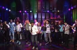Watch Saturday Night Live  Pharrell Williams  Happy   Hulu Plus