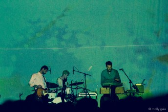 Tycho @ The Fonda, LA 5.7.14 © Molly Gale