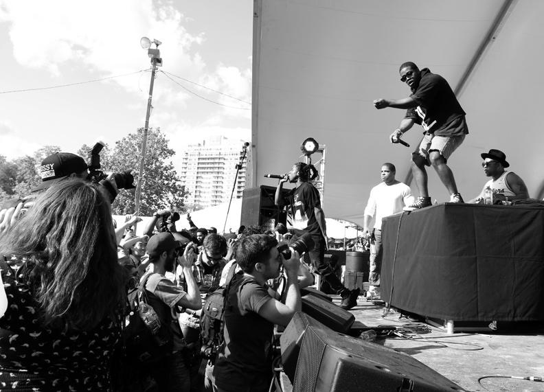 A$AP Ferg @ Roots Picnic 2014