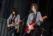 Those Darlins at LouFest