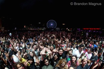 Crowd Vibes @ Life is Beautiful 2014