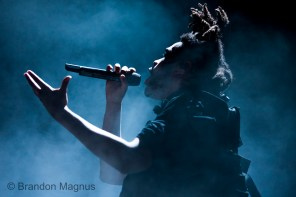 The Weeknd @ Life is Beautiful 2014