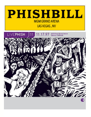 LivePhish 11 (2003)