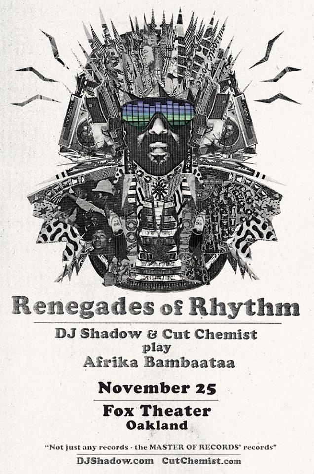 renegade of rhythm poster