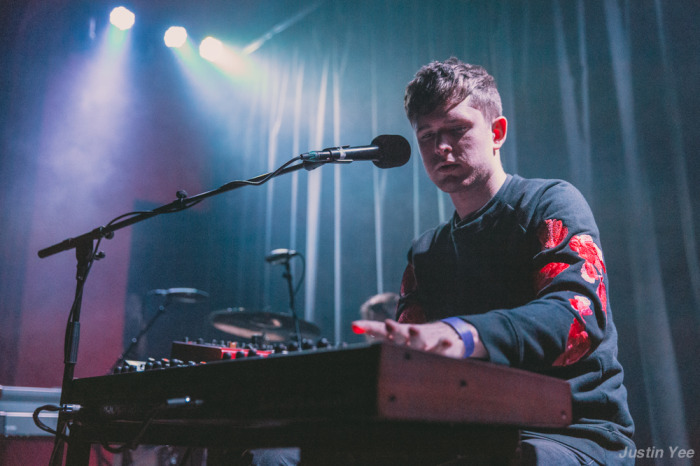 James Blake @ The Chapel, SF 12.7.14 | Photo © Justin Yee