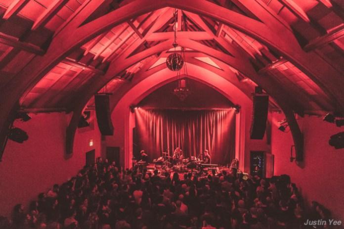 James Blake @ The Chapel, SF 12.7.14