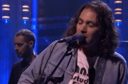 The War on Drugs  An Ocean in Between the Waves   Video   The Tonight Show   NBC