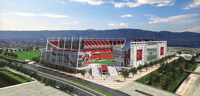 Levi Stadium   Santa Clara, CA