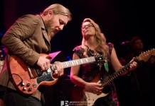 Tedeschi Trucks Band @ Greek Theatre LA 6.10.15 © Jim Brock/LIVE music blog