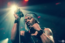 D'Angelo Live @ Club Nokia, Los Angeles 6/8/2015 © Molly Gale