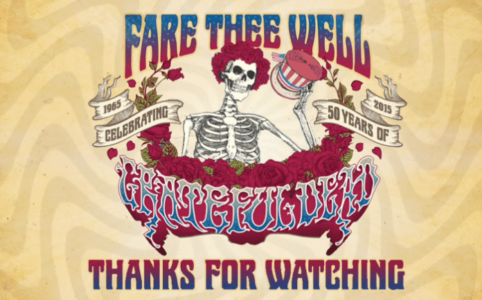 dead50 webcast thanks for watching
