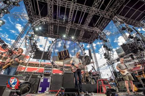 © Jay Blakesberg | Fare Thee Well Soundcheck 6.26.15
