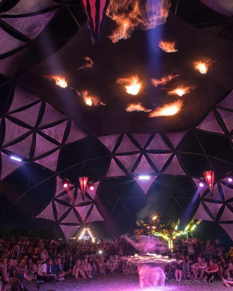 More Fire Dome