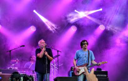 Ween at Bonnaroo 2016 // Photo by Wesley Hodges