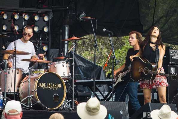 Jade Jackson @ Arroyo Seco Weekend 6.24.17 © Jim Brock/LIVE music blog