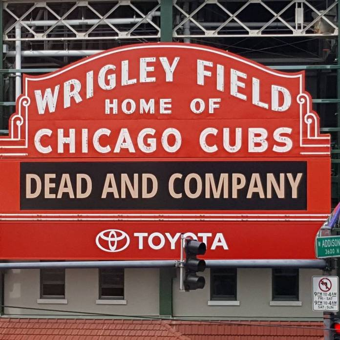 5e4b36fd834 Dead   Company Set All-Time Record for Paid Concert Tickets at Wrigley Field