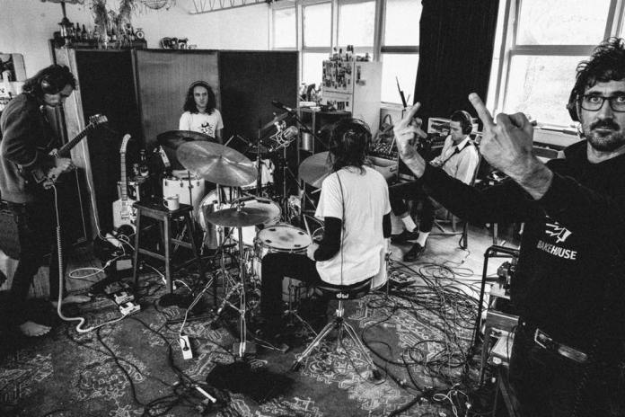 king gizzard and the lizard wizard studio 2019 pic