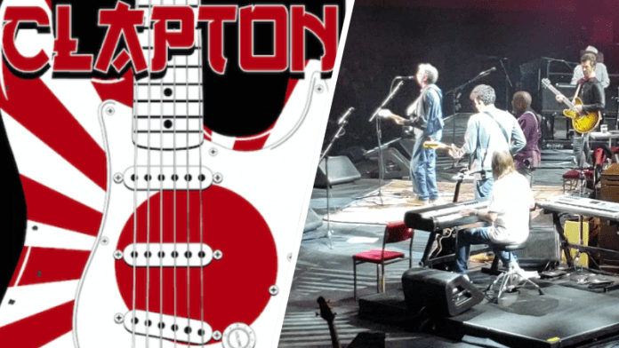 clapton at budokan john mayer cocaine sit in