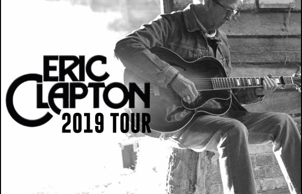 eric clapton announces 2019 tour dates