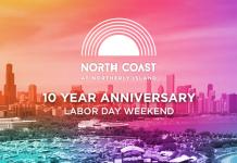 north coast northerly island 10 year anniversary labor day weekend chicago live music blog