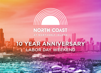 north coast northerly island 10 year anniversary labor day weekend chicago live music blog