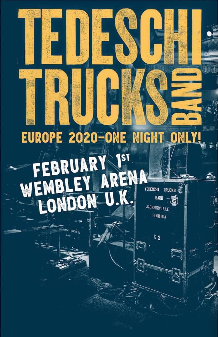 tedeschi-trucks-band-add-london-wembley-arena-2020-appearance