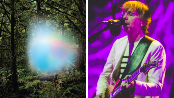 trey anastasio releases ghosts of the forest lp