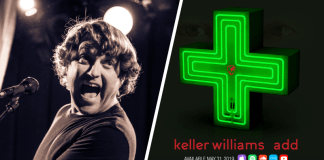 keller williams the big one new track add new lp
