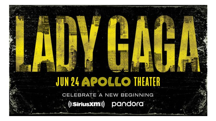 lady gaga apollo show june 24 2019 live music blog header