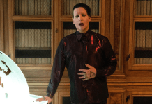 marilyn manson in the new pope header image live music blog