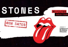 rolling stones no filter 2019 rescheduled tour dates