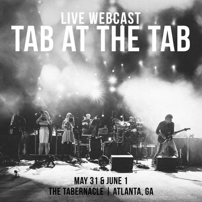 trey anastasio band announces tab at the tab webcasts may 31 june 1 2019 livephish phish