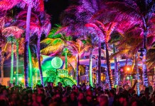 Bassnectar announces DEJA VOOM 2020 in Cancún