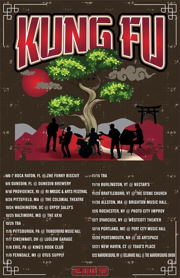 kung fu 2019 tour dates