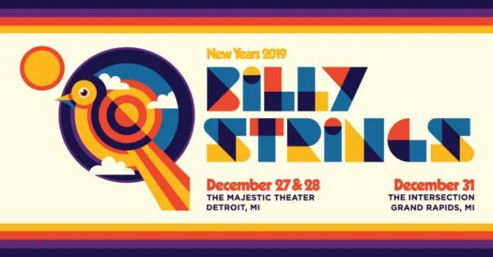 billy strings michigan nye 2019 2020 run