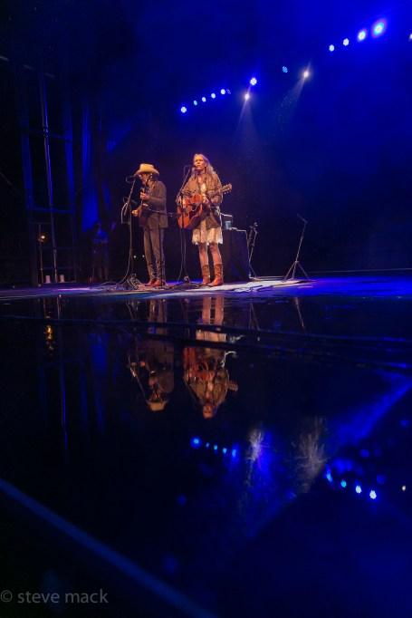 2016 Nelsonville Music Festival - Gillian Welch & Dave Rawlings-1