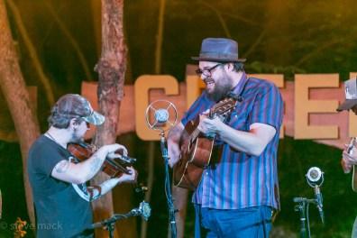 Duck Creek Log Jam - The Tillers-1